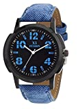 X5 FUSION MEN'S WATCH BLUE JEANS