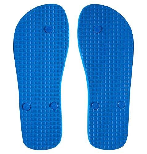 DC Shoes Herren Spray Zehentrenner Blue/Red/White
