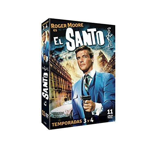 el-santo-3-y-4-temporada-dvd