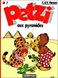 Petzi, tome 7 : Petzi aux pyramides