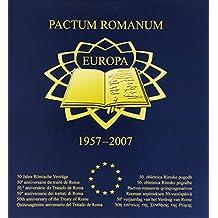 Münzalbum 2-EUR (Euro) Special-Collection fürRömische Verträge: für 17 2-EUR-Gedenkmünzen