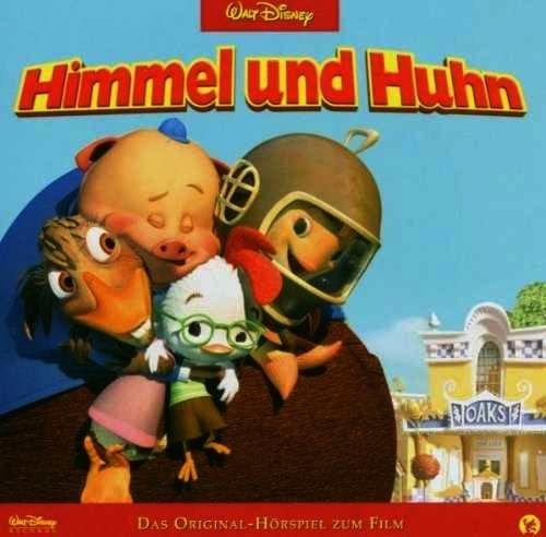 Himmel und Huhn (Walt Disney Original-Hörspiel für Kinder) [CD / Audiobook]