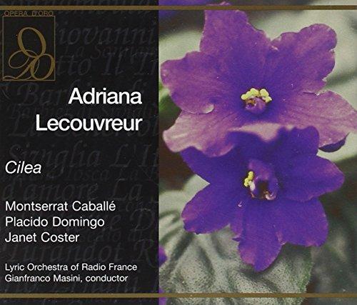 Cilea : Adriana Lecouvreur. Masini, Caballe, Domingo, Coster
