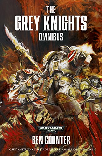 The Grey Knights Omnibus (Warhammer 40,000) (English Edition) Grey Knight
