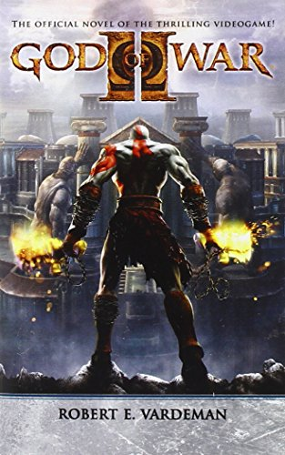 God of War II por Robert E. Vardeman