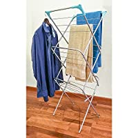 Trendi 3 Tier Clothes Airer 14 Metre Drying Space Folding Horse