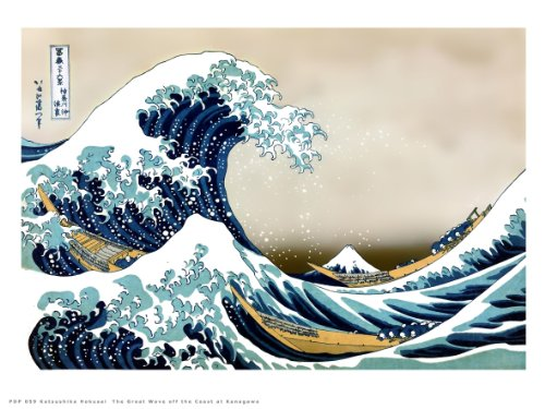 Hokusai The Great...
