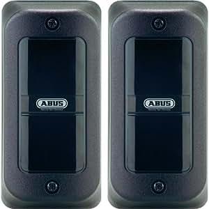 ABUS LS1020Infrared Lamp–Infrared Bulbs (Black, 12–24V AC/DC,-20–60°C)