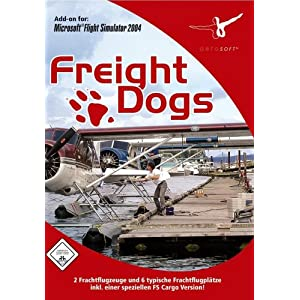 Freight Dogs Add-On for FS 2004 (PC) (New)