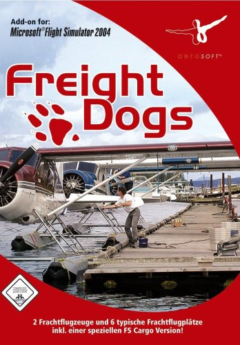 Aerosoft Freight Dogs Add-On for FS 2004 [UK Import]