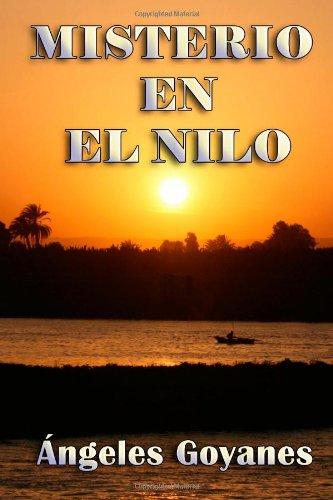 Portada del libro Misterio en el Nilo