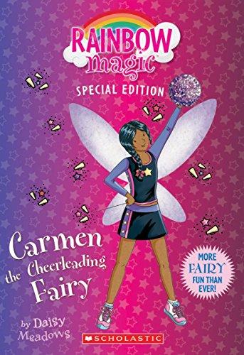 Carmen the Cheerleading Fairy (Rainbow Magic: Special Edition) por Daisy Meadows