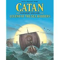 Catan Seafarers Scenario Legend of the Sea Robbers