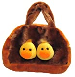 Tickles TWO BIRD HEAD HAND BAG Soft Toy ...