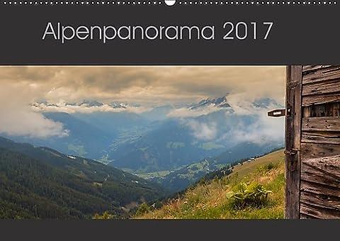 Alpenpanorama 2017 (Wandkalender 2017 DIN A2 quer): Osttirol Impressionen (Monatskalender, 14 Seiten ) (CALVENDO (Wolken Atlas)