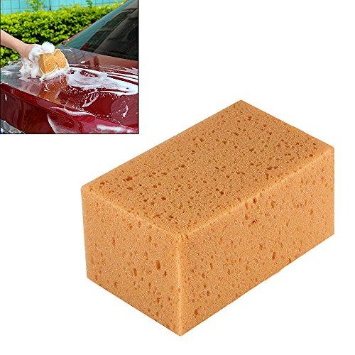 OurLeeme duraderos vehículo del coche Lavado Esponjas de la arandela del coche de la limpieza Baño Cocina Hogar limpia Herramientas