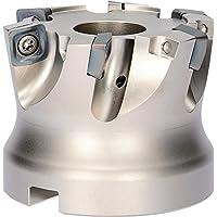 Kyocera mfh2500r106t high-feed Face Mühle, Stahl, 6,3cm Schneiden Durchmesser, 0,1cm Max Schnitttiefe