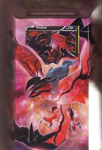 Pokemon XY Themendeck FATALE ZERSTÖRUNGSWUT Y veltal ; deutsch:. Inhalt 60 Karten, 1 Spielunterlage für zwei Spieler, 1 Kartenbox, Schadensmarken, 1 Code-Karten, um mit diesem Deck online zu spielen,Inkl. 1 Münze