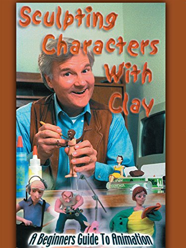 Beginners Guide To Animation Sculpting Characters With Clay [OV] -
