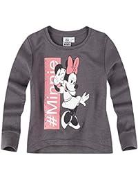 Disney Minnie Chicas Sudadera 2016 Collection - Gris