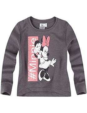 Disney Minnie Mädchen Sweatshirt 2016 Kollektion - grau