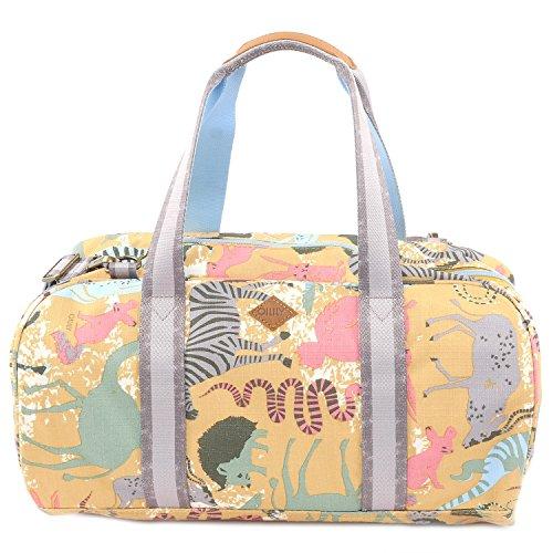 Oilily Tasche -Sahara Zoo Sports Bag - Sunrise