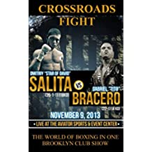 Crossroads Fight: The World of Boxing in One Brooklyn Club Show (English Edition)