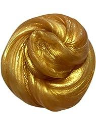 Fluffy Slime Spielzeug Xinan Kids Locker Floam Schleim Durtend Duftende Stress Relief Kids Clay (60ml, C)