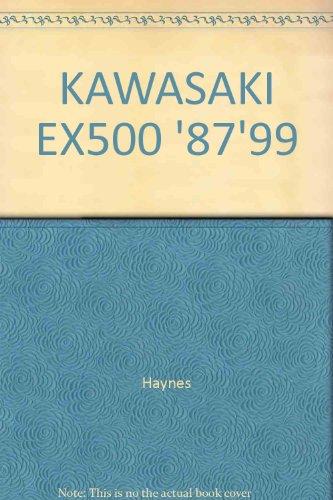 KAWASAKI EX500 '87'99