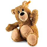 Steiff 022142 - Teddybär Mr. Honey, Plüschtier, 28 cm, braun