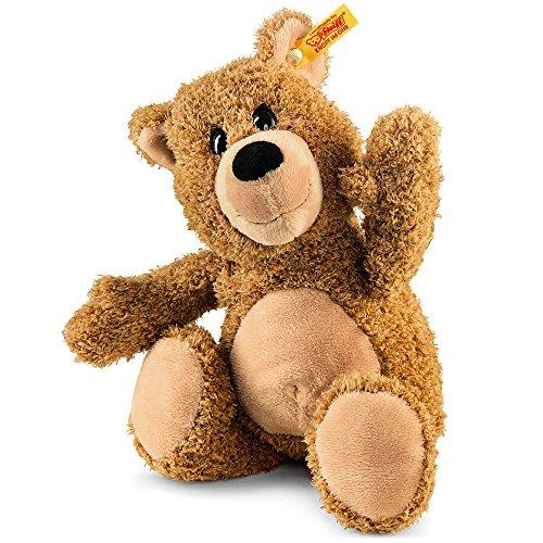 Steiff 022142 - Teddybär Mr. Honey, Plüschtier, 28 cm, braun