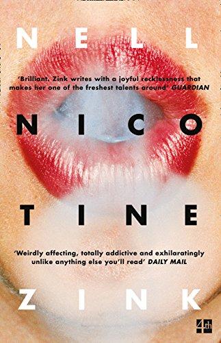 Buchseite und Rezensionen zu 'Nicotine' von Nell Zink