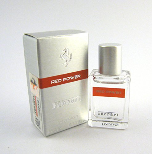 Ferrari Red Power For Men By Ferrari Edt Splash Miniature 0.13 Oz