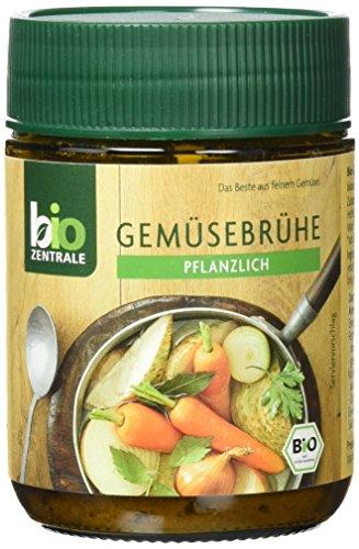 biozentrale Gemüsebrühe, 10er Pack (10 x 135 g)