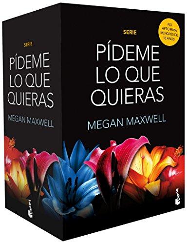 PACK PÍDEME LO QUE QUIERAS (La Erótica) por Megan Maxwell