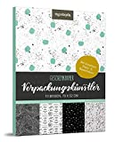 Verpackungskünstler - Handlettering: Geschenkpapier (monbijou)