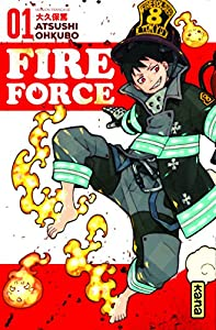 Fire Force Edition simple Tome 1
