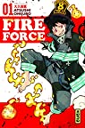 Fire Force, tome 1 par Okubo