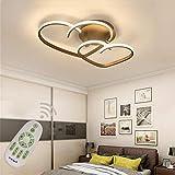 Deckenleuchte Für Kinderzimmer LED Schlafzimmerlampe Deckenlampe Dimmbar Mit Fernbedienung Modern Wohnzimmerlampe Kreativ Kronleuchter Kinderzimmer Lampe Esszimmerlampe Küchelampe Flurlampe