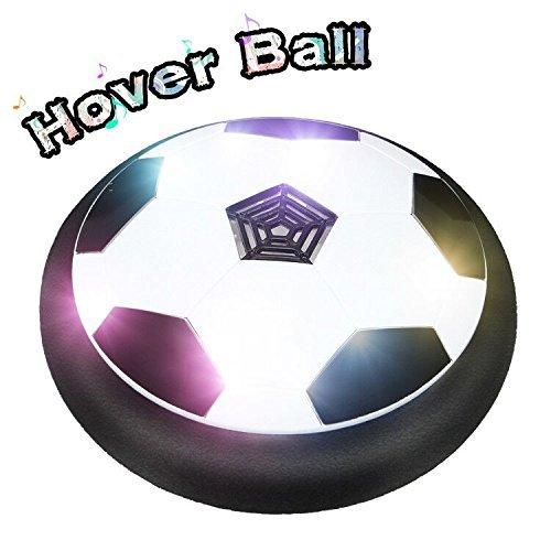 Funtok Air Power Fußball Hover Ball Leuchten mit LED Spielzeug mit Musik Innen Aktivität Indoor Outdoor