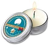 CANDLE in the tin, 5 St. | Werbeartikel mit Druck | Kerze in Metalldose | Werbegeschenke mit Logo | Werbemittel Weihnachten (5)
