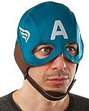 Máscara adulto Capitán América