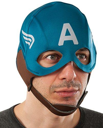 Captain America Maske für (Maske Für Erwachsene Captain America)