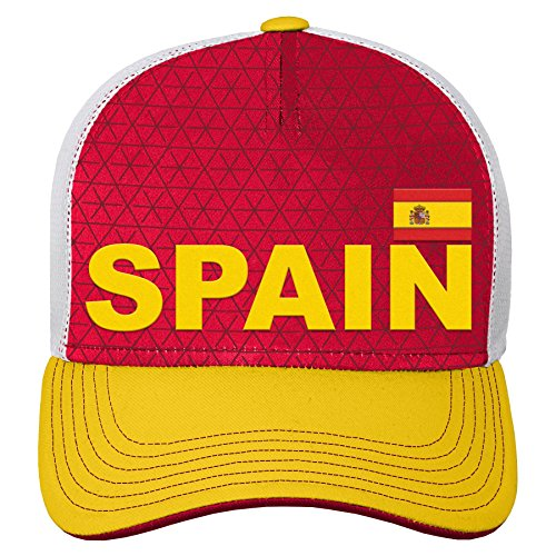 4234635346f Welt von outerstuff Herren  s World Cup Soccer Hat jersey Haken  Strukturierte Meshback