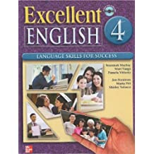 Excellent English Level 4 Student Book with Audio Highlights and Workbook with Audio CD Pack: Language Skills For Success by Susannah MacKay (2009-04-08)