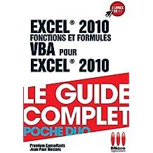 Excel 2010 Fonctions et Formules & VBA