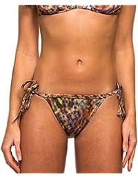 Kiniki Bonita Braguita de bikini anudada en los laterales que permite el bronceado Bikini Tanga