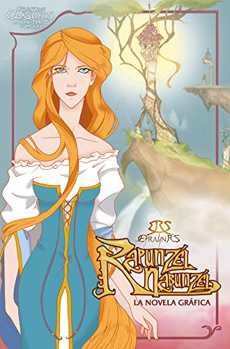 Rapunzel Nabunzel: La Novela Gráfica (Spanish Edition)