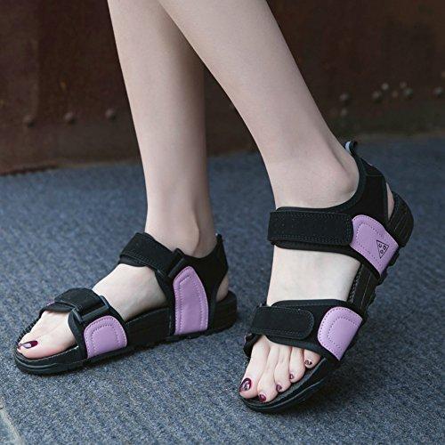 Unisex Adulto Sandali Eleganti - Sandali da Donna da Estate, Sandali Ciabatte da Spiaggia Pink