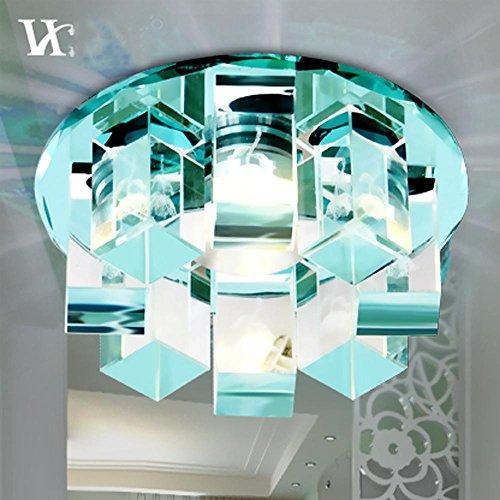 Moderne Creative Cristal Plafond Lustre Plafonnier Lampe Personnalisé Mode Clair Argenté Couleur Pendentif Éclairage Intérieur Fer Lampe Titulaire